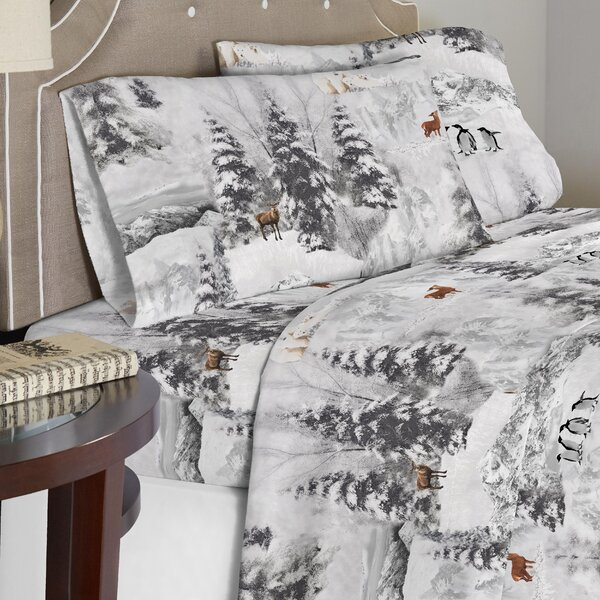 Cherry GSM 100% Cotton 3 Piece Duvet Set by Loon P